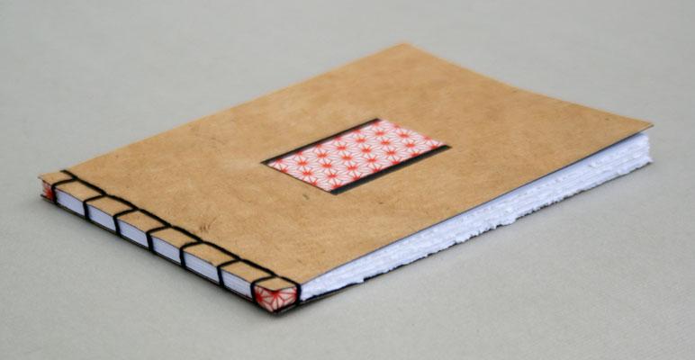 Japanese Notebook Paper Japanese bound  handmade paper