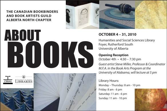 About Books invitation